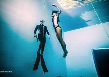 潛立方潛水訓練