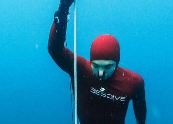 FIM是最放鬆的潛水項目之一